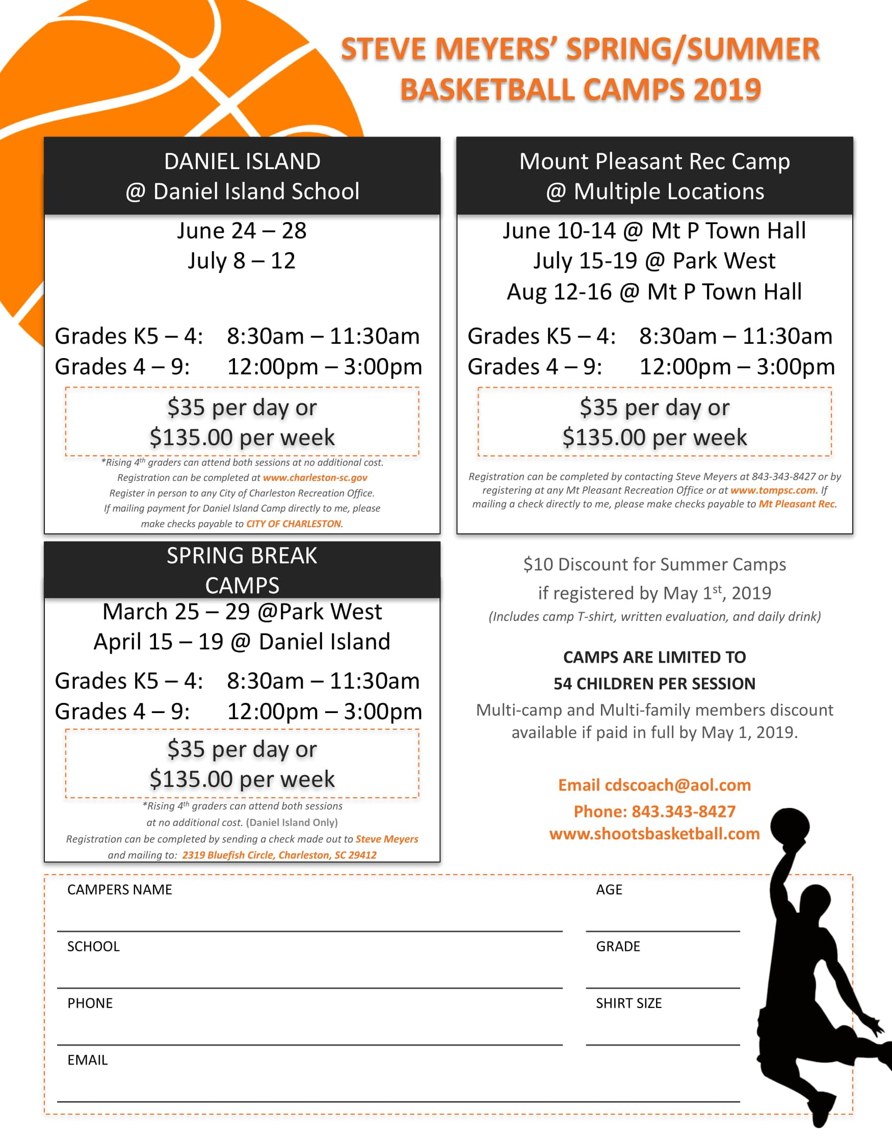 Meyers Summer Camp Flyer 19